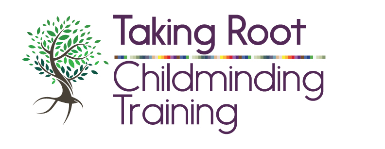 Taking Root Childminding Training logo