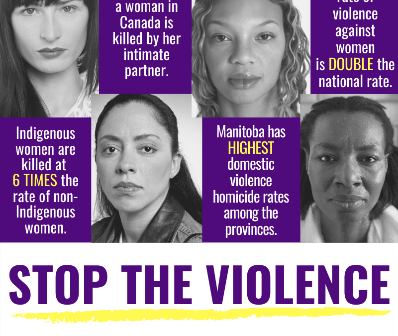 November is Domestic VIolence Awareness Month