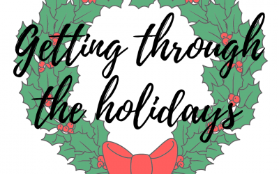 GETTING THROUGH THE HOLIDAYS – West-Central Style